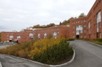 Steinan studentby fasade blokk