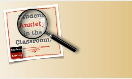SC 52 Student Anxiety in the Classroom