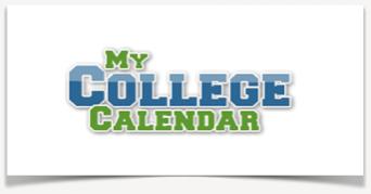 My College Calendar
