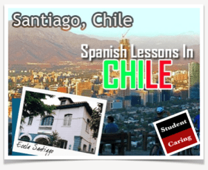 Spanish Lessons In Chile | Student Caring