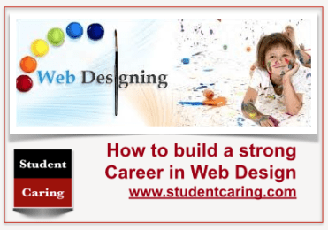 How to build a strong Career in Web Design