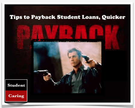 Student Loan PAYBACK : Student Caring