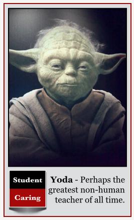Yoda Student Caring