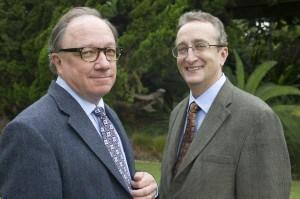 Professors - David & Daniel