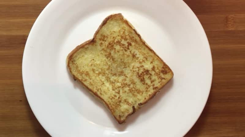 eggy bread french toast 1