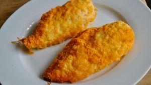 crispy cheesy chicken recipe - 1