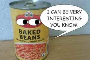 talking beans