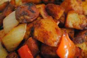 chorizo potato 2