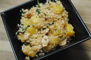 Healthy Turkey and Pineapple Rice Stir Fry recipe - 2