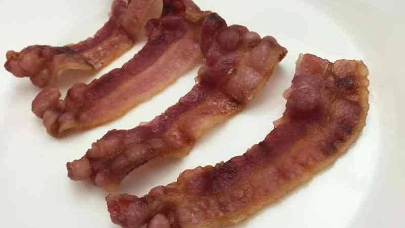microwave bacon how to