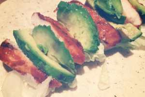 bbq avocado wrap 1