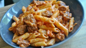 cheeseburger pasta recipe - 1