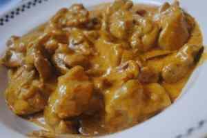 chicken korma student recipe 3