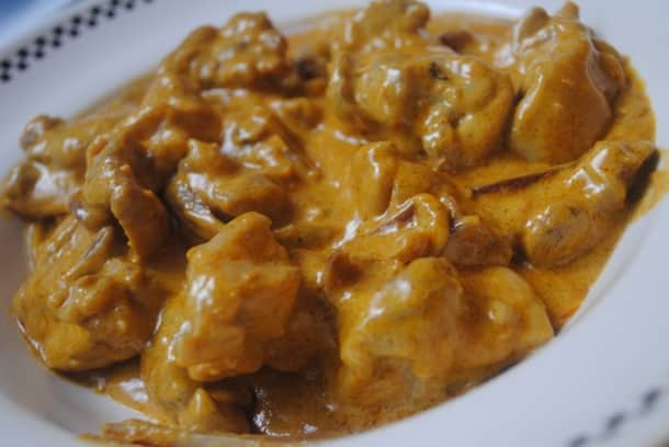 Chicken Corma Curry