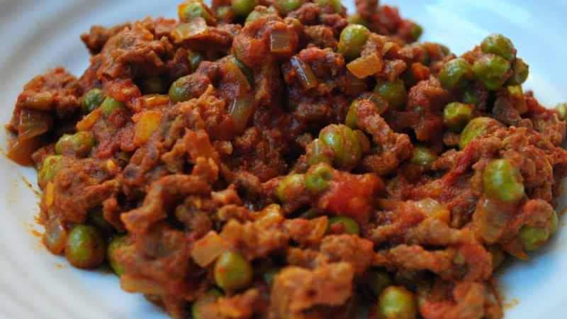 mince curry 2