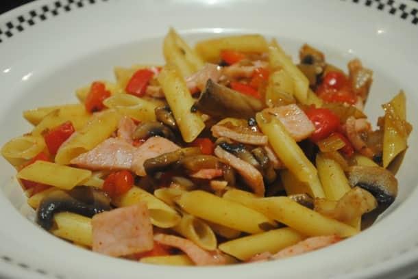 pasta honey 1
