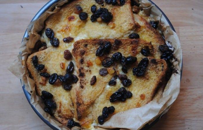 bread butter pudding recipe 2