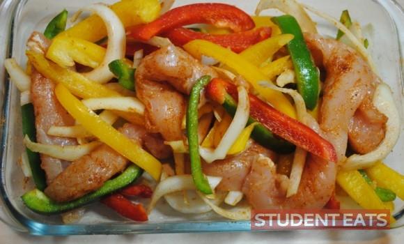 chicken oven fajitas recipe 4
