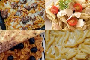 Pasta recipes for students