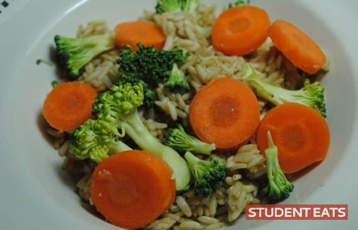 rice chicken veg easy 05