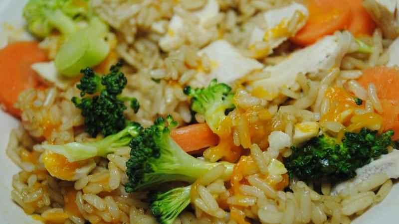 rice chicken veg easy 06