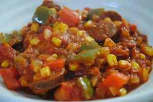 chorizo casserole 3