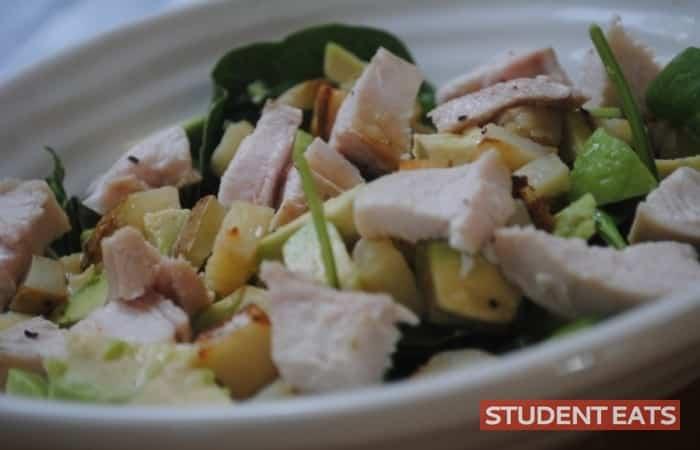student recipes food meals 10