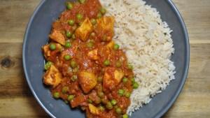 easy chicken madras curry recipe - 1