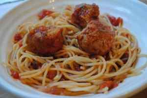 spaghetti meatballs 3