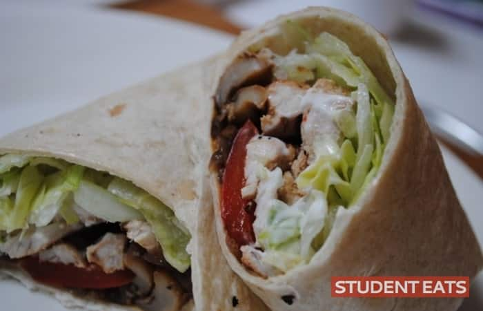 student eats meals recipes 20