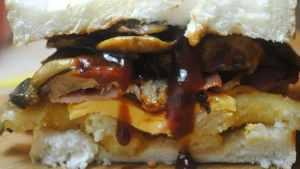 ultimate hangover sandwich student recipe