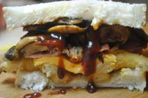 ultimate hangover sandwich student recipe