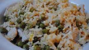 Takeaway Style Chicken Fried Rice