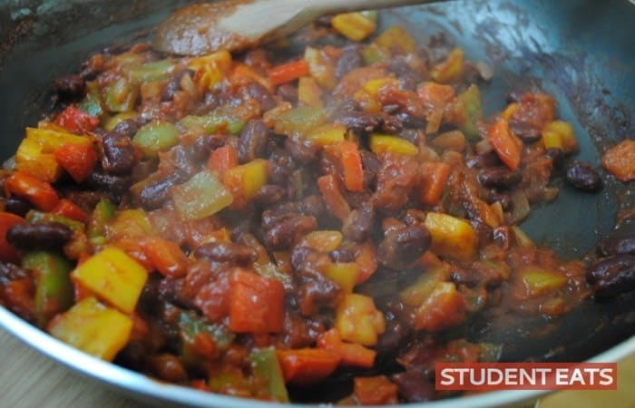 veggie mince recipe  - 2