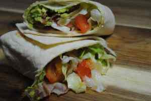 blta wraps recipe - 3