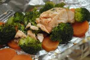 student eats recipies healthy - 11