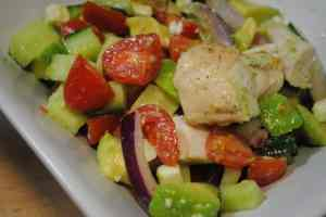 chicken salad recipe - 1