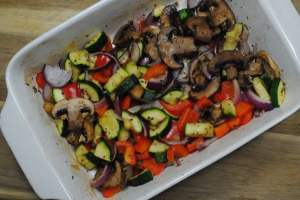 roasted herb vegetables recipe - 1