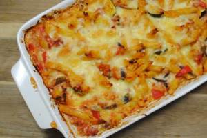 tuna pasta bake recipe - 1