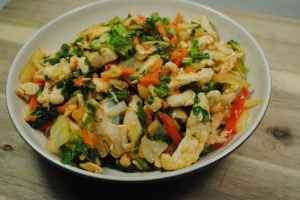 chicken and vegetable sweet and sour recipe - 2
