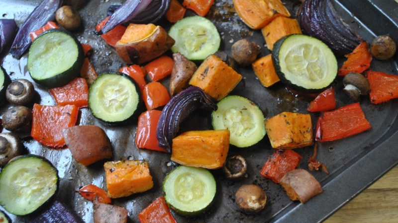 roasted vegetables recipe - 1