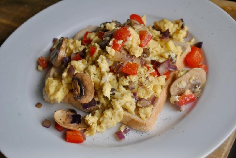 veggie scrambled egg recipe - 3
