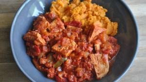 Pork And Chorizo