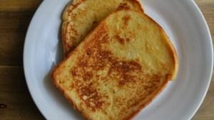 eggy bread french toastie recipe - 1