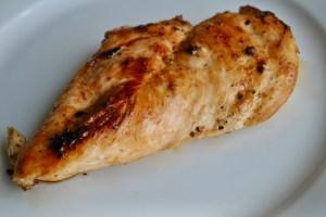 garlic chicken recipe - 1
