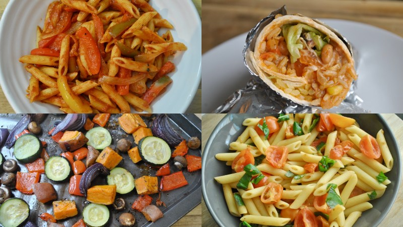 Quick, Easy and Simple Vegan Recipes