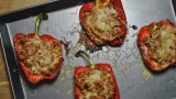 roasted stuffed peppers recipe - 2