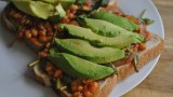 veggie bbq beans on toast recipe - 4