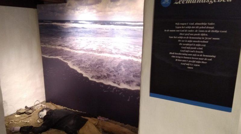 Death & the Sea in the Noordelijk Scheepvaartmuseum