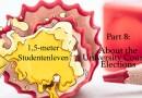 Part 8: About the University Council Elections